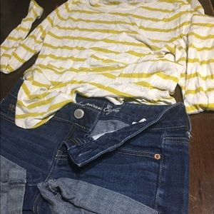 Banana Republic/ American Eagle Outfit Size XS/0